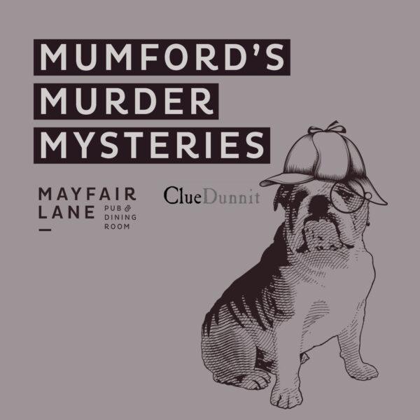 Mumford Murder Mysteries