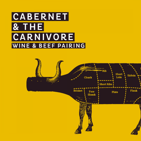 210908 Cabernet and the Carnivore Tile 1080 x 1080